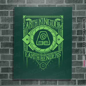 "Shirts Posters / 4""x6"" / Forest Earth Kindgom"