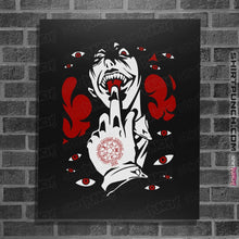 "Load image into Gallery viewer, Shirts Posters / 4""x6"" / Black Alucard"