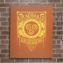 "Load image into Gallery viewer, Shirts Posters / 4""x6"" / Orange Air Nomads"