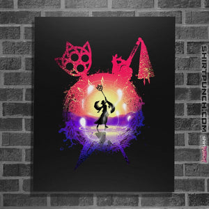 "Shirts Posters / 4""x6"" / Black Dance Of The Summoner"