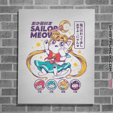 Load image into Gallery viewer, Sailor Meow