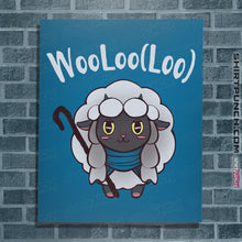"Load image into Gallery viewer, Shirts Posters / 4""x6"" / Sapphire Age Of Wooloo"