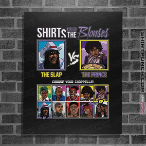 Shirts VS The Blouses
