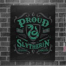 Load image into Gallery viewer, Proud to be a Slytherin