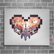 Load image into Gallery viewer, Zelda Heart