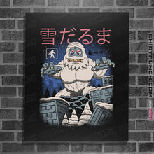 Load image into Gallery viewer, Kaiju Snowman
