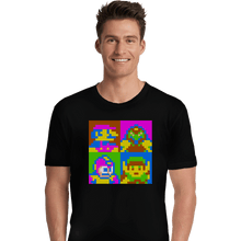 Load image into Gallery viewer, Shirts Premium Shirts, Unisex / Small / Black Pop NES