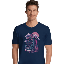 Load image into Gallery viewer, Shirts Premium Shirts, Unisex / Small / Navy Spirit Arcade
