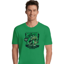 Load image into Gallery viewer, Shirts Premium Shirts, Unisex / Small / Irish Green The Green Bastard