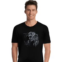 Load image into Gallery viewer, Shirts Premium Shirts, Unisex / Small / Black Monster Slayer