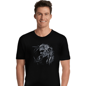 Shirts Premium Shirts, Unisex / Small / Black Monster Slayer