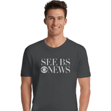 Load image into Gallery viewer, Shirts Premium Shirts, Unisex / Small / Charcoal See BS News