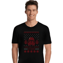 Load image into Gallery viewer, Shirts Premium Shirts, Unisex / Small / Black Sith Christmas