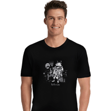 Load image into Gallery viewer, Shirts Premium Shirts, Unisex / Small / Black The Force Side