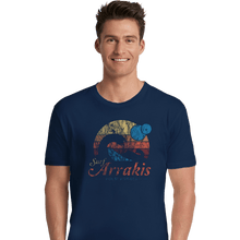 Load image into Gallery viewer, Shirts Premium Shirts, Unisex / Small / Navy Surf Arrakis