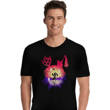 Load image into Gallery viewer, Shirts Premium Shirts, Unisex / Small / Black Dance Of The Summoner