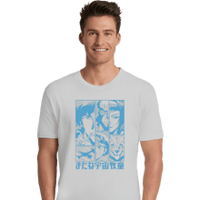 Load image into Gallery viewer, Shirts Premium Shirts, Unisex / Small / White Bebop