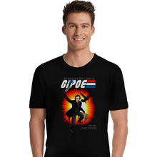 Load image into Gallery viewer, Shirts Premium Shirts, Unisex / Small / Black GI Poe
