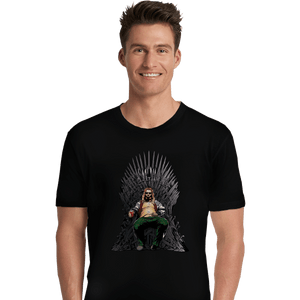 Shirts Premium Shirts, Unisex / Small / Black God Of Thrones