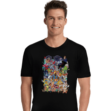 Load image into Gallery viewer, Daily_Deal_Shirts Premium Shirts, Unisex / Small / Black How I Spent My Saturday Mornings