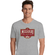 Load image into Gallery viewer, Shirts Premium Shirts, Unisex / Small / Sports Grey The Missouri Belle