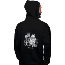 Load image into Gallery viewer, Shirts Zippered Hoodies, Unisex / Small / Black The Force Side