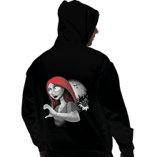 Load image into Gallery viewer, Shirts Zippered Hoodies, Unisex / Small / Black His Doll