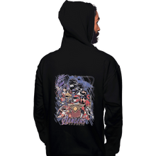 Load image into Gallery viewer, Shirts Pullover Hoodies, Unisex / Small / Black Endgrid