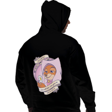 Load image into Gallery viewer, Shirts Pullover Hoodies, Unisex / Small / Black Love Will Last