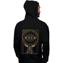 Load image into Gallery viewer, Shirts Zippered Hoodies, Unisex / Small / Black Burden