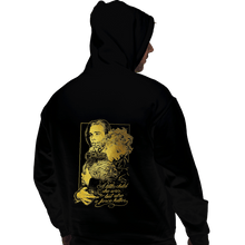Load image into Gallery viewer, Shirts Pullover Hoodies, Unisex / Small / Black A Fierce Killer