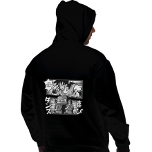 Load image into Gallery viewer, Shirts Zippered Hoodies, Unisex / Small / Black Bad Ending