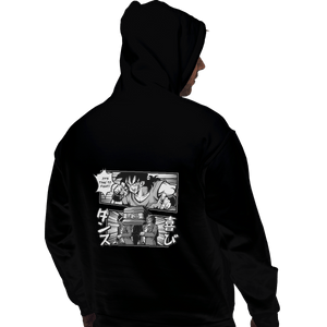Shirts Zippered Hoodies, Unisex / Small / Black Bad Ending