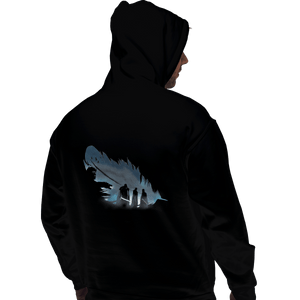 Shirts Pullover Hoodies, Unisex / Small / Black Lyanna's Feather