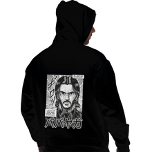 Load image into Gallery viewer, Shirts Pullover Hoodies, Unisex / Small / Black Babayaga
