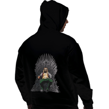 Load image into Gallery viewer, Shirts Pullover Hoodies, Unisex / Small / Black God Of Thrones