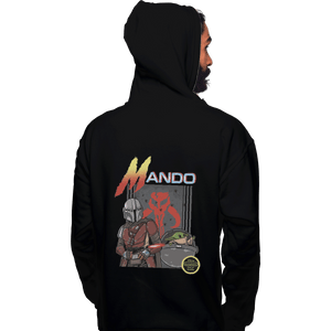 Shirts Zippered Hoodies, Unisex / Small / Black Contramando