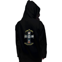 Load image into Gallery viewer, Shirts Zippered Hoodies, Unisex / Small / Black Appetite For Victory