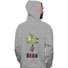Load image into Gallery viewer, Shirts Zippered Hoodies, Unisex / Small / Sports Grey Akira Bean