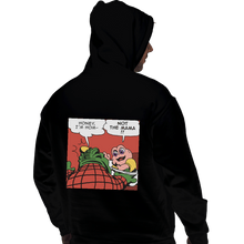 Load image into Gallery viewer, Shirts Pullover Hoodies, Unisex / Small / Black Baby Slap