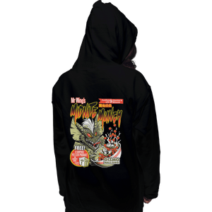 Shirts Pullover Hoodies, Unisex / Small / Black Midnite Munch