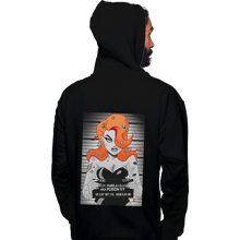 Load image into Gallery viewer, Shirts Pullover Hoodies, Unisex / Small / Black Pretty Poisonous