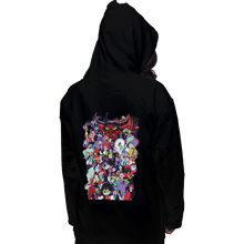 Load image into Gallery viewer, Shirts Pullover Hoodies, Unisex / Small / Black Mouse House Villains '19