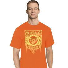 Load image into Gallery viewer, Shirts T-Shirts, Tall / Large / Red Air Nomads