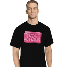Load image into Gallery viewer, Secret_Shirts T-Shirts, Tall / Large / Black Chess Club