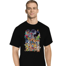 Load image into Gallery viewer, Daily_Deal_Shirts T-Shirts, Tall / Large / Black How I Spent My Saturday Mornings