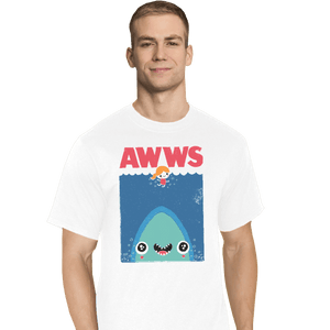 Shirts T-Shirts, Tall / Large / White AWWS