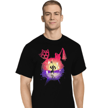 Load image into Gallery viewer, Shirts T-Shirts, Tall / Large / Black Dance Of The Summoner