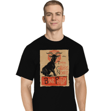 Load image into Gallery viewer, Shirts T-Shirts, Tall / Large / Black Black Goat Tour
