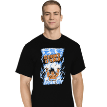 Load image into Gallery viewer, Shirts T-Shirts, Tall / Large / Black Genki Dama